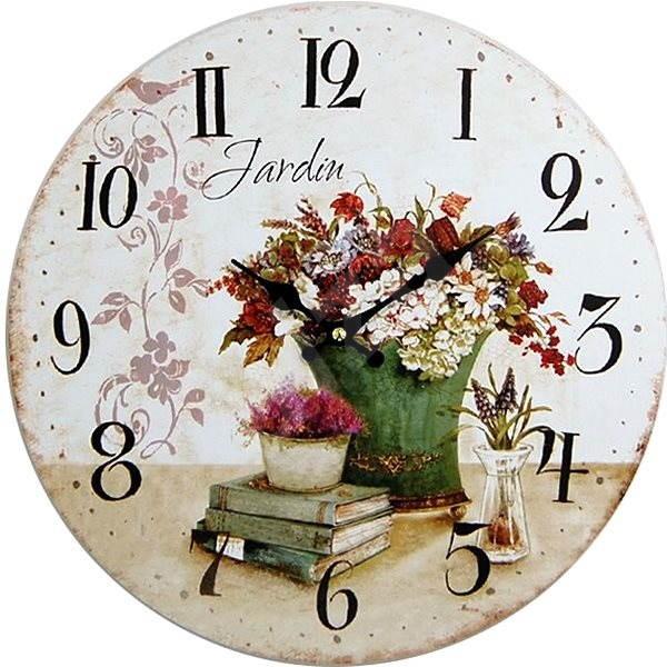 Postershop HLZ7296 - Nástěnné hodiny