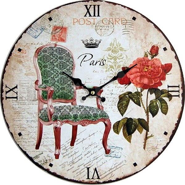 Designové nástěnné hodiny HLZ7343 - Nástěnné hodiny