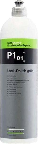 KochChemie LACK POLISH GRÜN P1.01, 1000ml - Leštěnka na auto