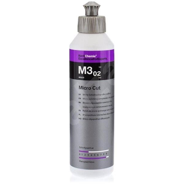 KochChemie Micro Cut M3.02, 250 ml - Brusná pasta