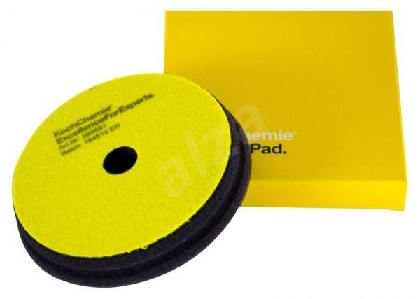 KochChemie FINE CUT 76x23 mm žlutý - Lešticí kotouč