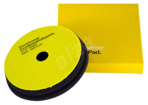 KochChemie FINE CUT 150x23 mm žlutý - Lešticí kotouč