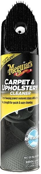 Meguiar's Carpet & Upholstery Cleaner - Upholstery and Fabric Cleaner - Car Carpet Cleaner