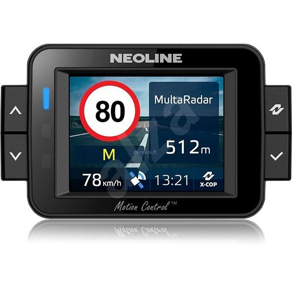 Neoline X-COP 9100s - Kamera do auta