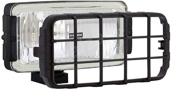 WESEM Mlhové světlo přední, s mřížkou HP2.10045 WESEM    - Světlo na vozík