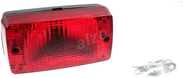 Dobmar Mlhové světlo DOB-50/P zadní s držákem             - Světlo na vozík