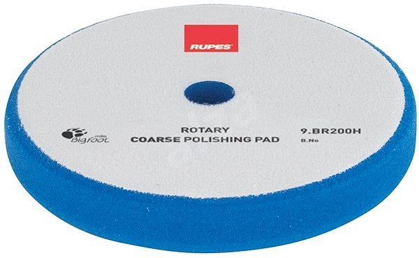 RUPES Velcro Polishing Foam Pad COARSE - Lešticí kotouč