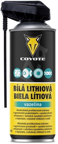 Coyote White Lithium Vaseline 400ml - Vaseline