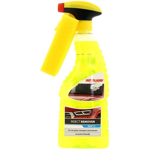 AUTOLAND Odstraňovač hmyzu NANO+rozpraš. 700ml - Odstraňovač hmyzu z auta