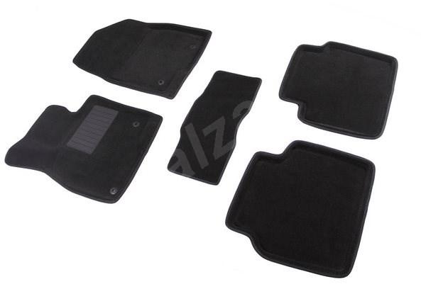 WEGO Opel MOKKA, černé, 2012- - Autokoberce