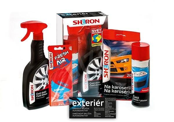 SHERON EXTERIOR Gift Set - Car Cosmetics Set