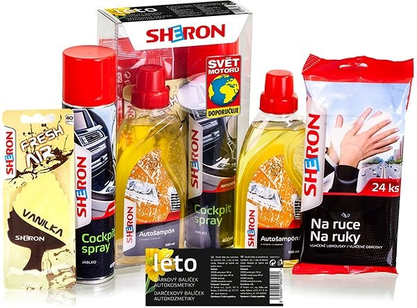 SHERON SUMMER Gift Set - Car Cosmetics Set