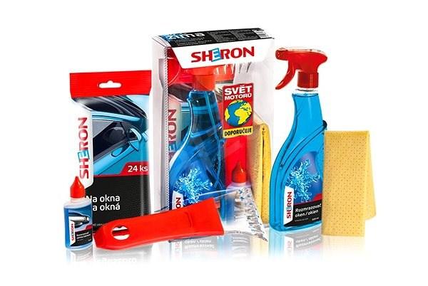 SHERON WINTER Gift set - Car Cosmetics Set
