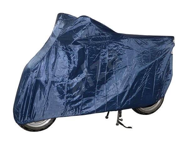 COMPASS  Ochranná plachta na motocykl L 229x100x125cm NYLON - Plachta