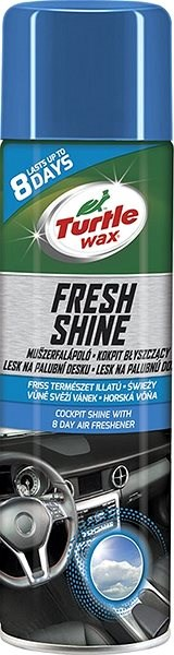 Turtle Wax GL Fresh Shine Gloss for the Dashboard - Fresh Breeze 500ml - Car Polish