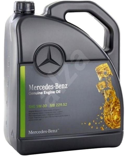 Mercedes-Benz MB 229.52 5W-30, 5l - Motor Oil