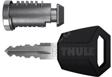 Thule TH450800 One-key system pro sjednocení nosičů na jeden klíč 8 pack - Příslušenství