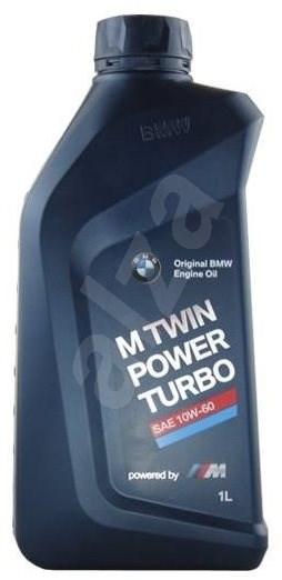 BMW M TwinPower Turbo 10W-60, 1l - Motor Oil