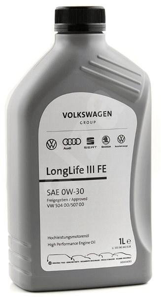 Original engine oil VW 0W30 LONGLIFE III FE, 1l - Motor Oil