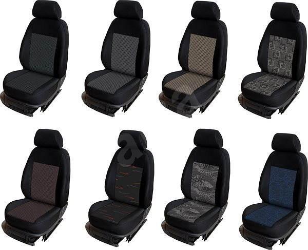 VELCAR autopotahy pro Škoda Octavia II Tour Hatchback/Combi (2009-2012) - Autopotahy