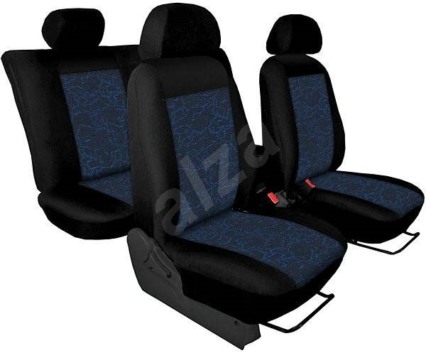 VELCAR autopotahy pro Škoda Octavia III Hatchback/Combi (2012-) vzor 95 - Autopotahy