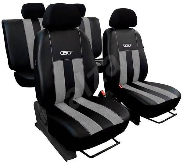 SIXTOL GT světlešedé - Autopotahy