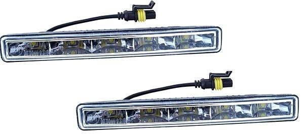 COMPASS Světla svícení 5 HIGH POWER LED - Světlo pro denní svícení