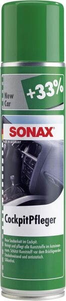SONAX Dashboard cleaner - new car, 400ml - Plastic Restorer