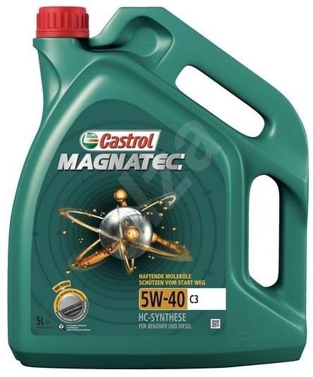 CASTROL Magnatec 5W-40 C3 5 lt - Motorový olej
