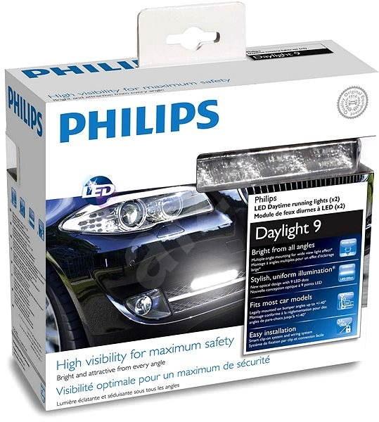 PHILIPS 12831WLEDX1 - Světlo pro denní svícení