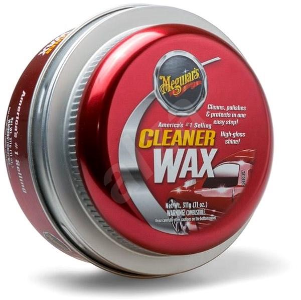 MEGUIAR'S Cleaner Wax Paste - Vosk na auto
