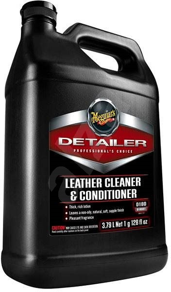 MEGUIAR'S Leather Cleaner & Conditioner, 3,78 l - Autokosmetika