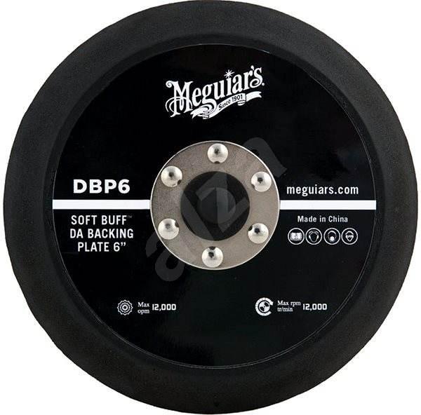 """MEGUIAR'S DA Polisher Backing Plate 6"""" - Lešticí kotouč"""