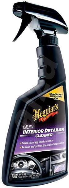 MEGUIAR'S Quik Interior Detailer - Plastic Restorer