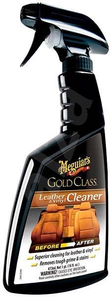 MEGUIAR's Gold Class Leather & Vinyl Cleaner - Car Upholstery Cleaner