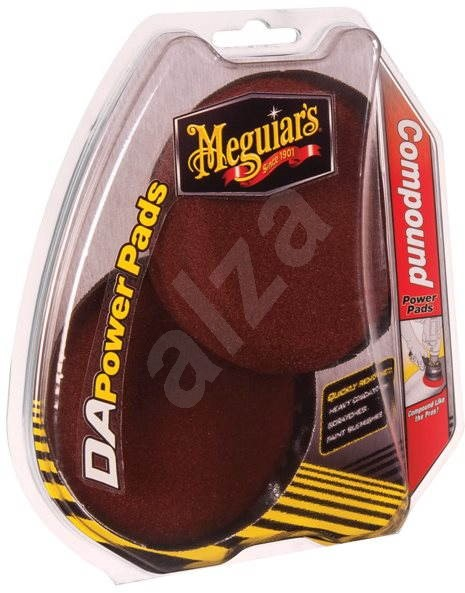 MEGUIAR'S DA Compound Power Pads - Lešticí kotouč