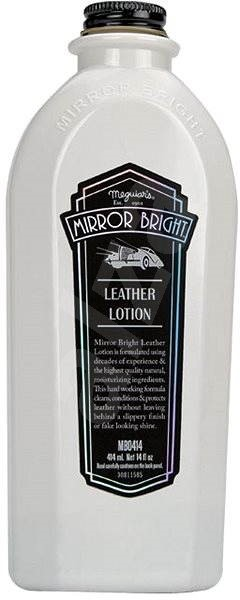 MEGUIAR'S Mirror Bright Leather Lotion - Car Upholstery Cleaner