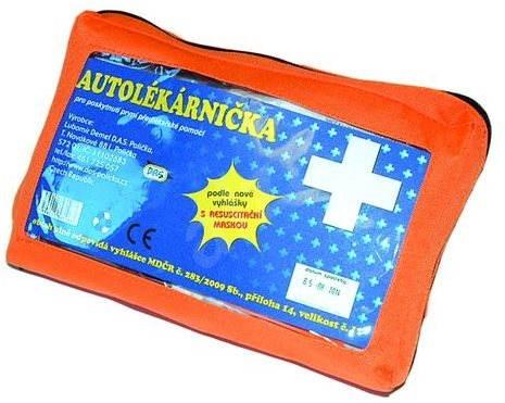 Autolékárnička velikost II - do 80 osob - Autolékárnička