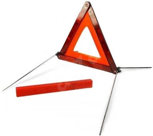 Trojúhelník výstražný - Výstražný trojúhelník