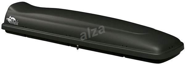 NEUMANN Whale 227 - Black Edition - Střešní box