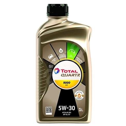 TOTAL QUARTZ 9000 FUTURE NFC 5W30 1l - Motorový olej