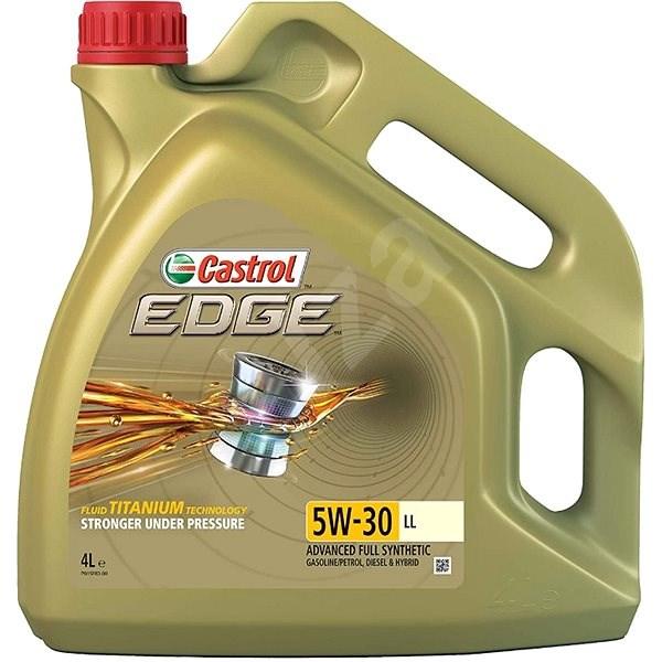 CASTROL EDGE 5W-30 LL TITANIUM FST 4l - Motorový olej