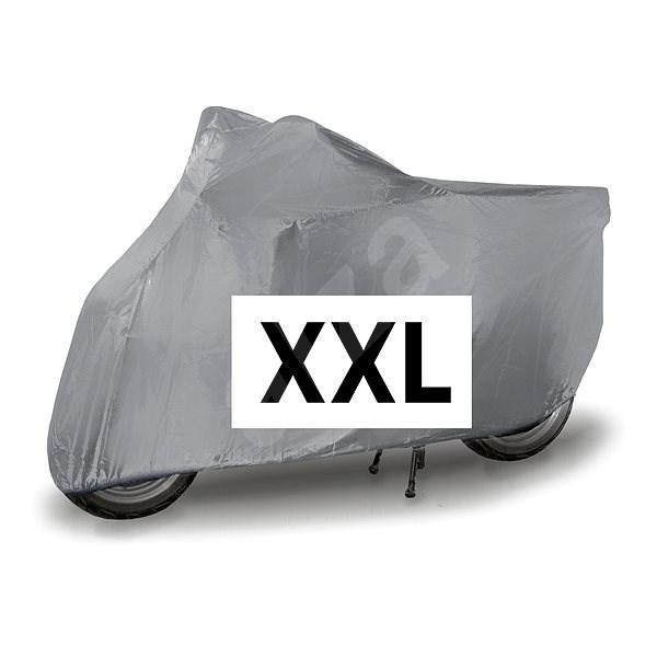 Compass plachta na motocykl XXL 100% WATERPROOF - Plachta