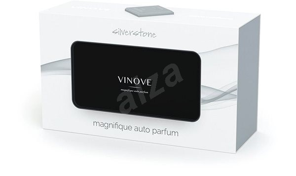 VINOVE Silverstone BOX - Osvěžovač vzduchu