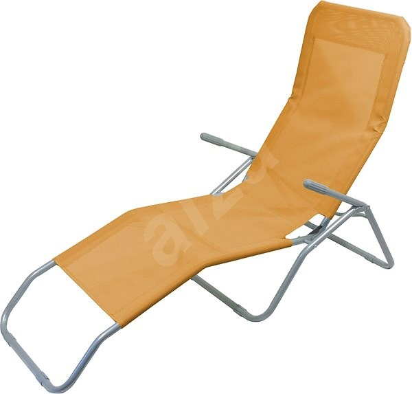 Catarara PALERMO Lounger, Orange - Deck Chair