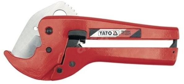 YATO Řezač trubek 42 mm PVC - Nářadí