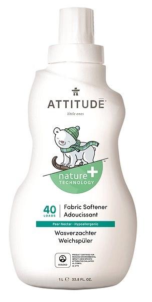 ATTITUDE Aviváž pro děti 1 l (40 praní) - Eko aviváž