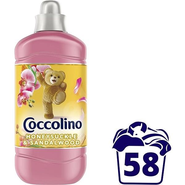 COCCOLINO Creations Honeysuckle & Sandalwood 1,45 l (58 praní) - Aviváž