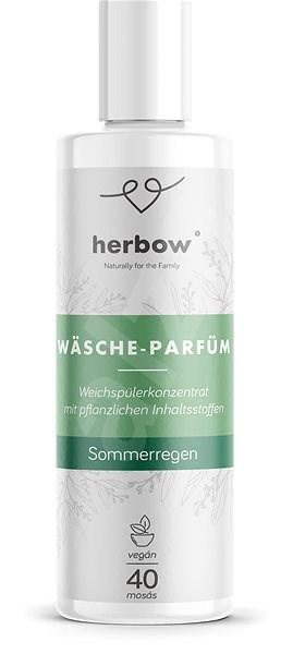 HERBOW Washing Perfume Summer Rain 200 ml (40 praní) - Eko aviváž