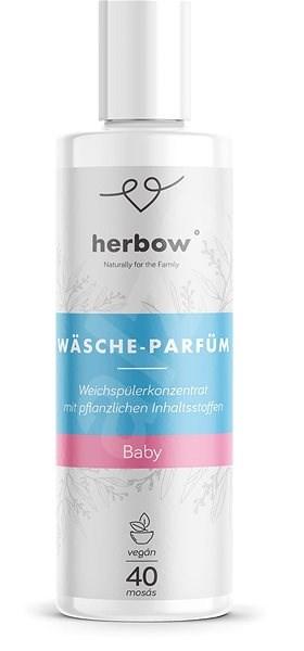HERBOW Washing Perfume Baby 200 ml (40 praní) - Eko aviváž